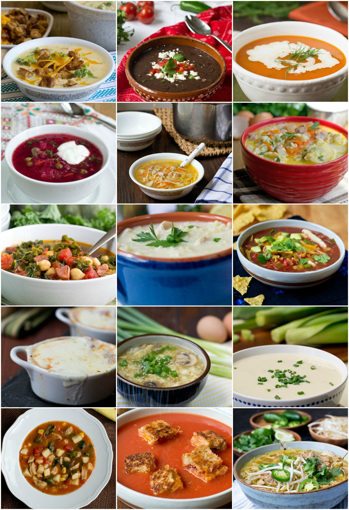 101 Quickie Soups