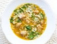 10 Techniques for Making Speedy Soups, Like how to make quick meatballs for an Italian Wedding Soup like this one.