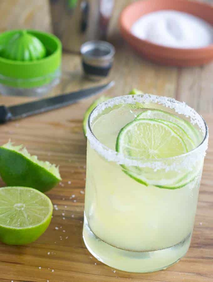 Traditional Margarita