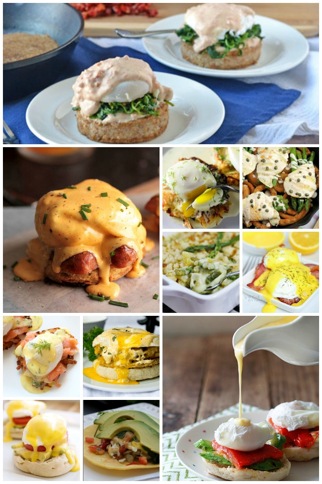 101 Eggs Benedict Variations to Try