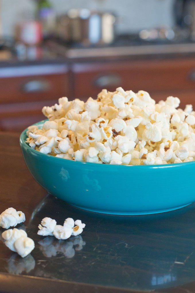 How to Cook Popcorn on the Stove (Without Burning Down the Kitchen)