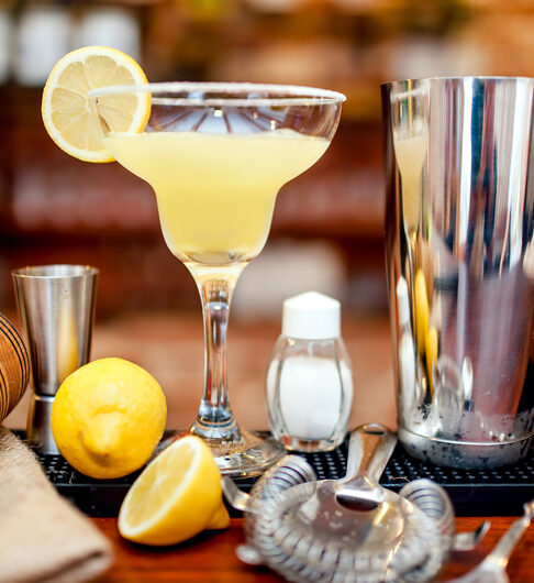 Who invented the margarita?