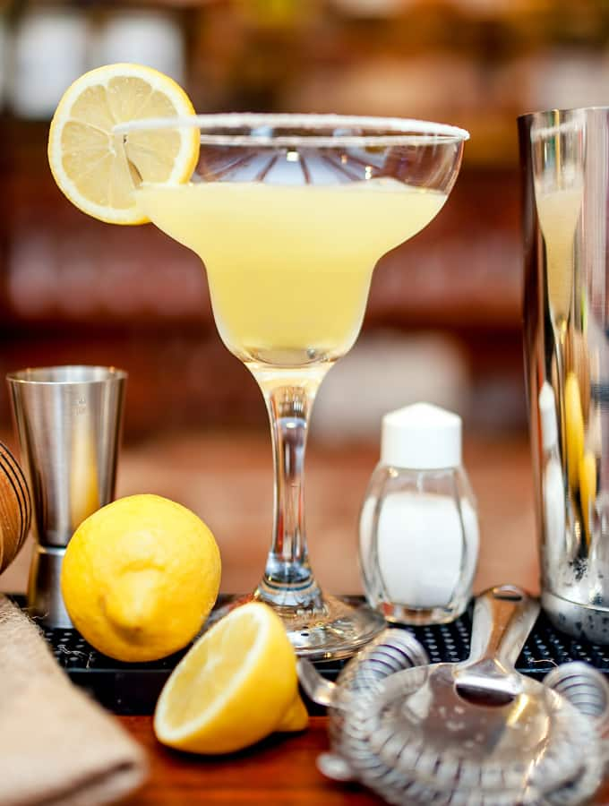Which Wonderful Soul Invented the Margarita?