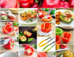 Introducing Stuffed Bell Peppers