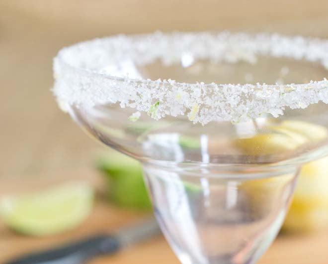 Citrus Rim Salt For Margaritas
