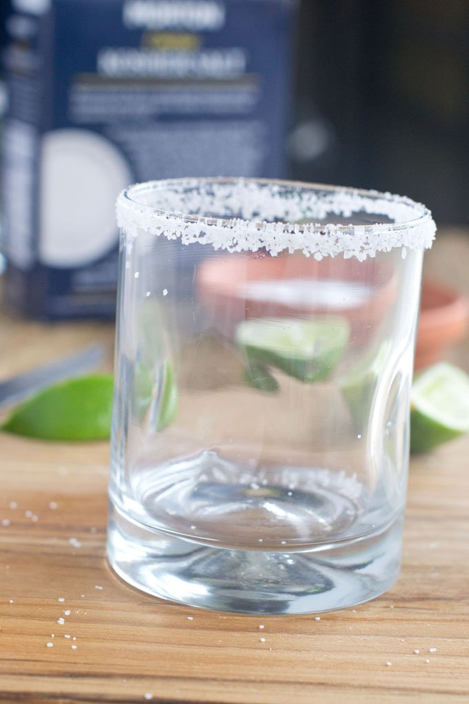How To Salt The Rim Of A Cocktail Glass