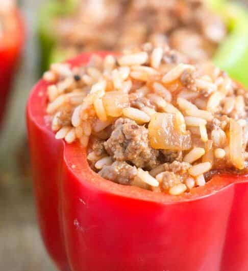 History of Stuffed Peppers