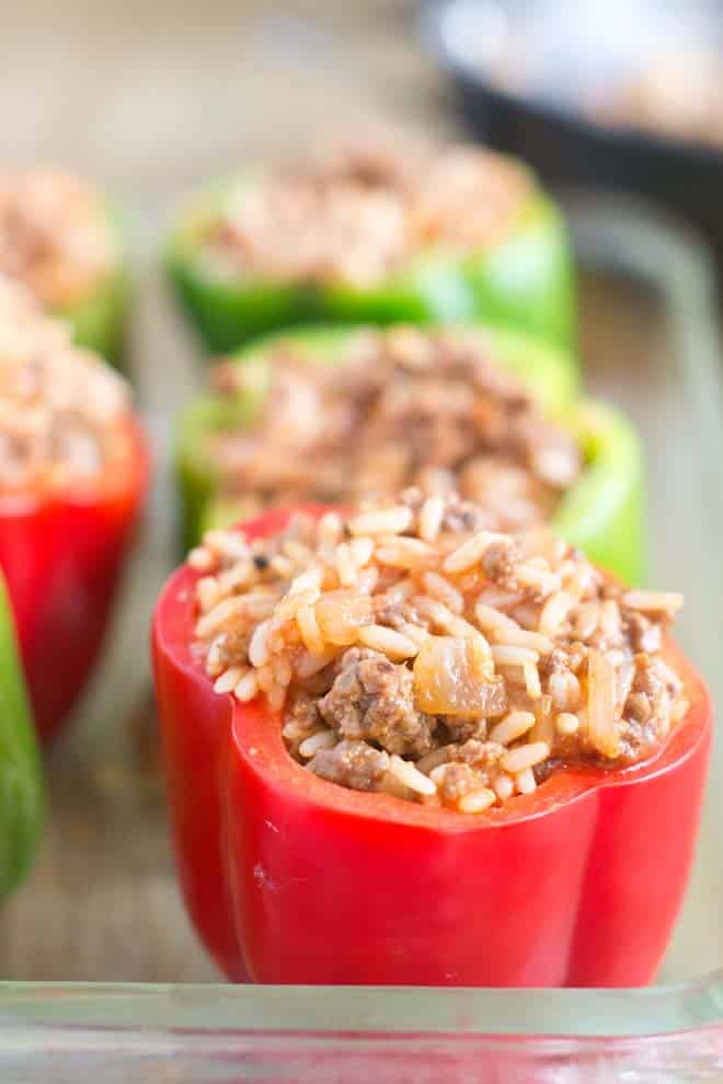 Stuffed peppers didn't originate with our moms. They go way back. Find out when the trend started and get stuffed pepper ideas from around the world.