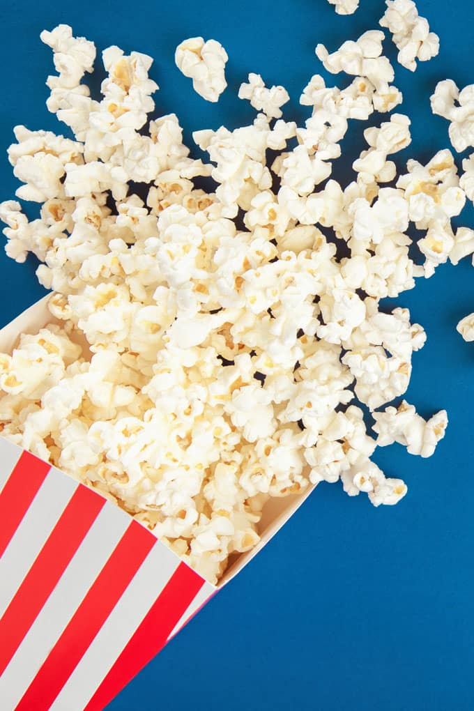 The Cookful Story on Popcorn