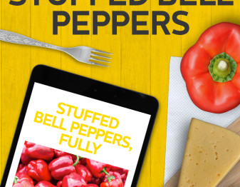 Our Stuffed Bell Peppers Ebook