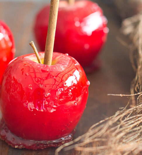 How To Make Candy Apples