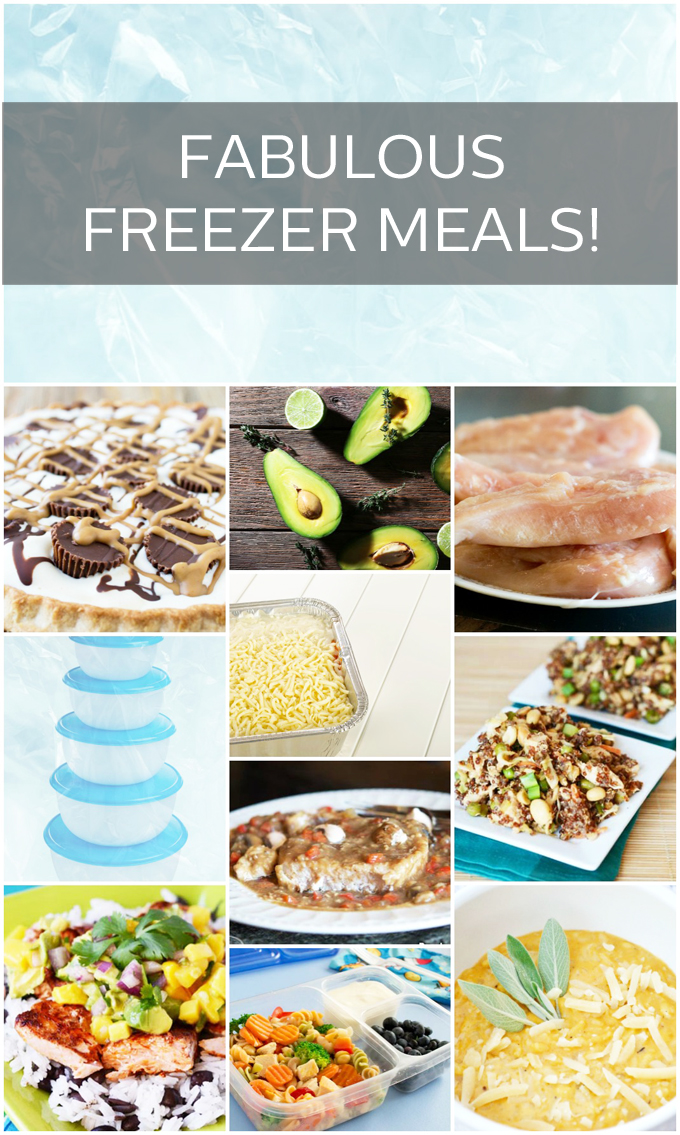 Introducing Freezer Meals