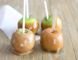 Which store-bought caramel actually works for candy apples?