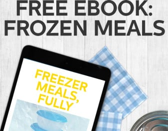 Amazing Free Freezer Meals Ebook