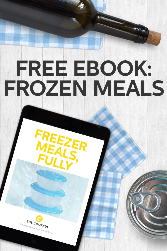 Free Freezer Meals Ebook