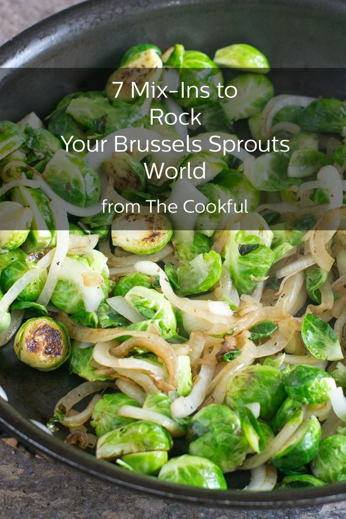 Ingredients that go deliciously with Brussels Sprouts