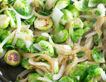 7 Mix-Ins to Rock Your Brussels Sprouts World