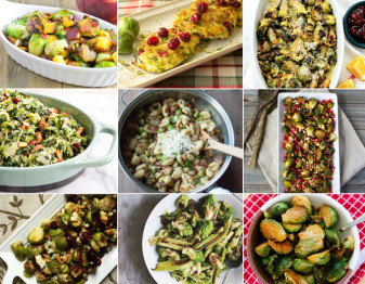 101 Brussels Sprouts Recipes