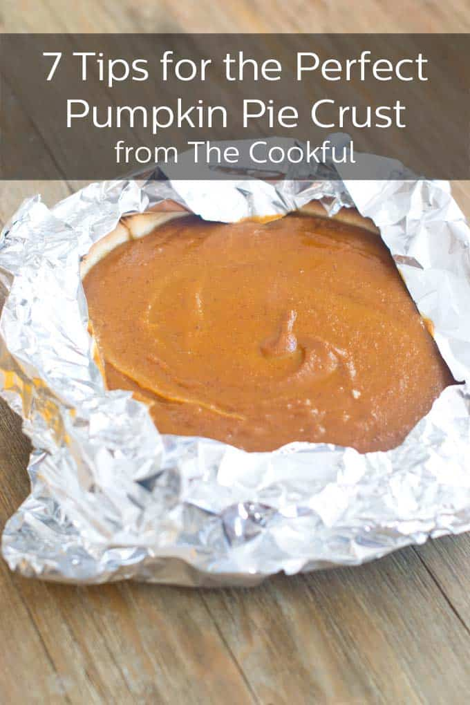 Learn how to make the flakiest pumpkin pie crust