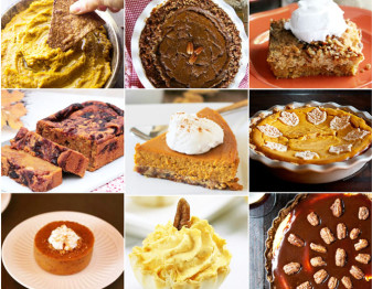 Over 101 Amazingly Delicious Pumpkin Pie Desserts