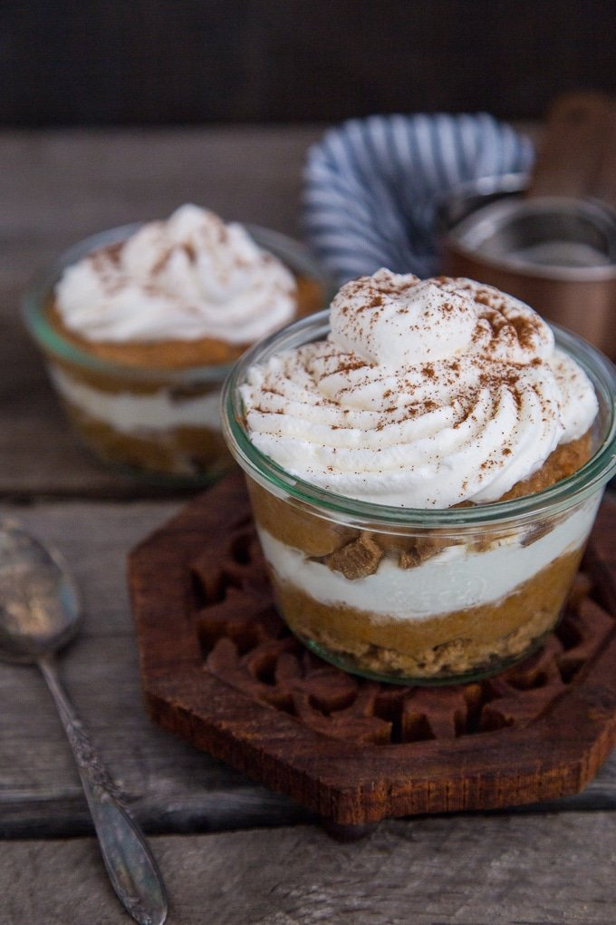 Does Pumpkin Pie seeming a bit boring? Lose your mind and go crazy with Pumpkin Pie Trifle instead. You'll love how easy it is.