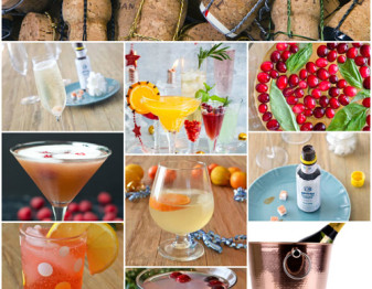 All About Champagne Cocktails with how to's and other info to make your evening sparkle.