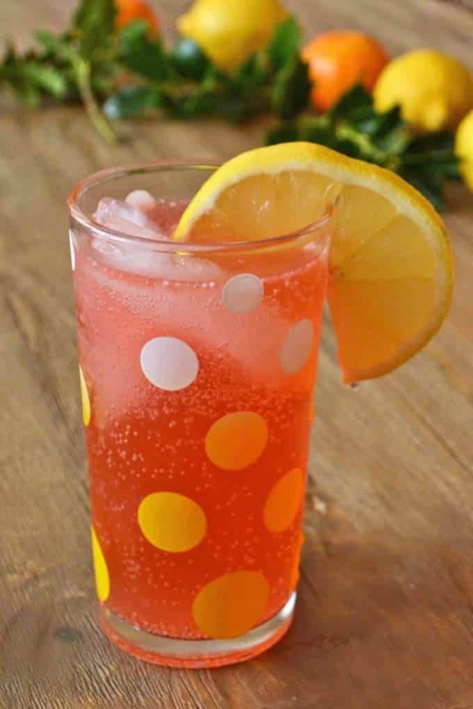 French 75 (a sparkling Tom Collins)