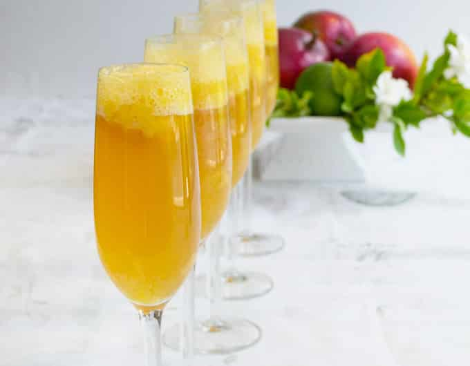 Mango Bellini Recipe — Dishmaps