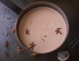 Milk Infusions for Hot Chocolate