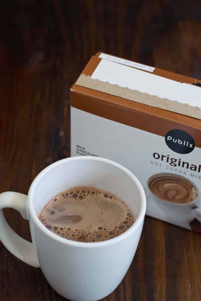 Public Original Hot Cocoa