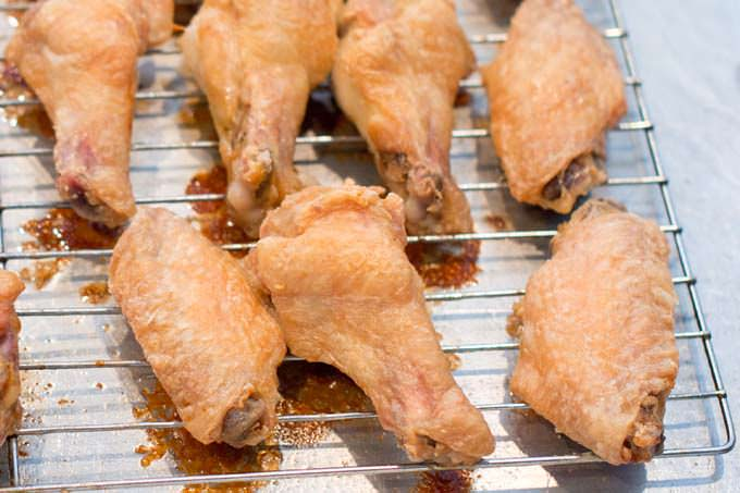 How To Bake Chicken Wings That Are Sooo Crispy The Cookful