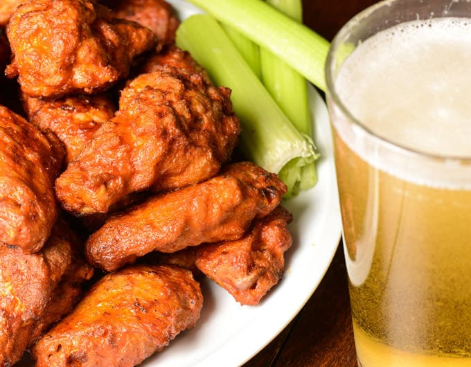 Beers To Pair With Chicken Wings The Cookful