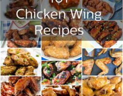 101 delicious chicken wing recipes to make at home