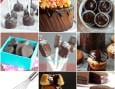101 delicious recipes that use chocolate ganache. So many great ideas!
