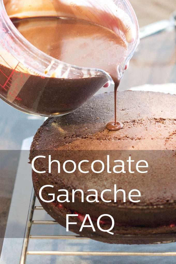 Ganache FAQ