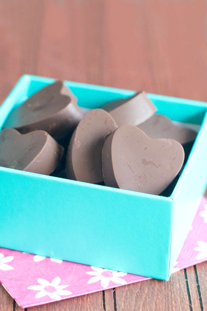 Like Lucy and Ethel in the chocolate factory, you and your friends will have a great time making molded truffles.