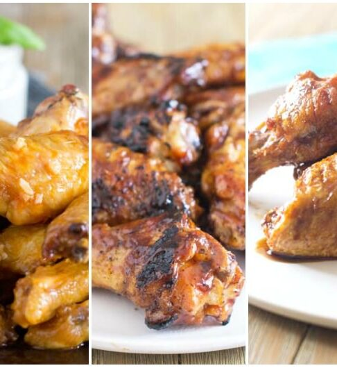 Which way of making wings is best, fried, baked or grilled? We give you the pros and cons of each.