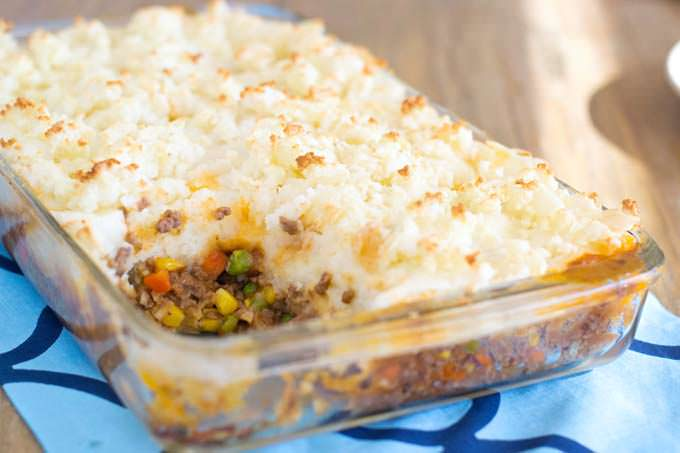 Beef Shepherd S Pie A K A Cottage Pie The Cookful