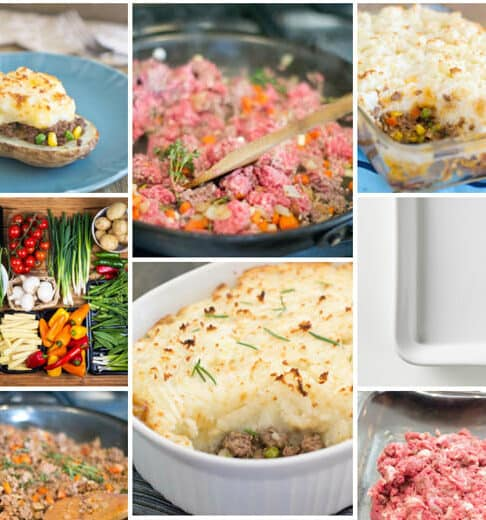 This tasty series has everything you need to know to make the best Shepherd's Pie EVER.