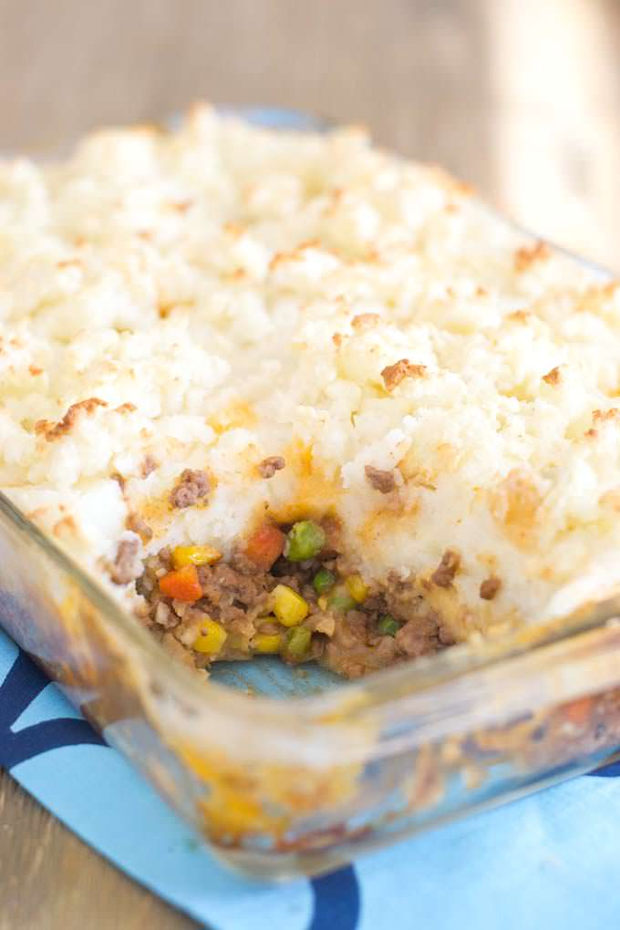This is the perfect dinner for St. Patrick\'s Day or any night you want delicious comfort. Classic Shepherd\'s Pie!