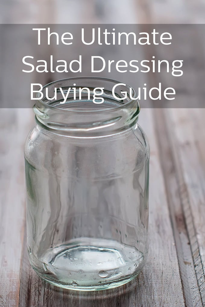 Ultimate Salad Dressing Buying Guide