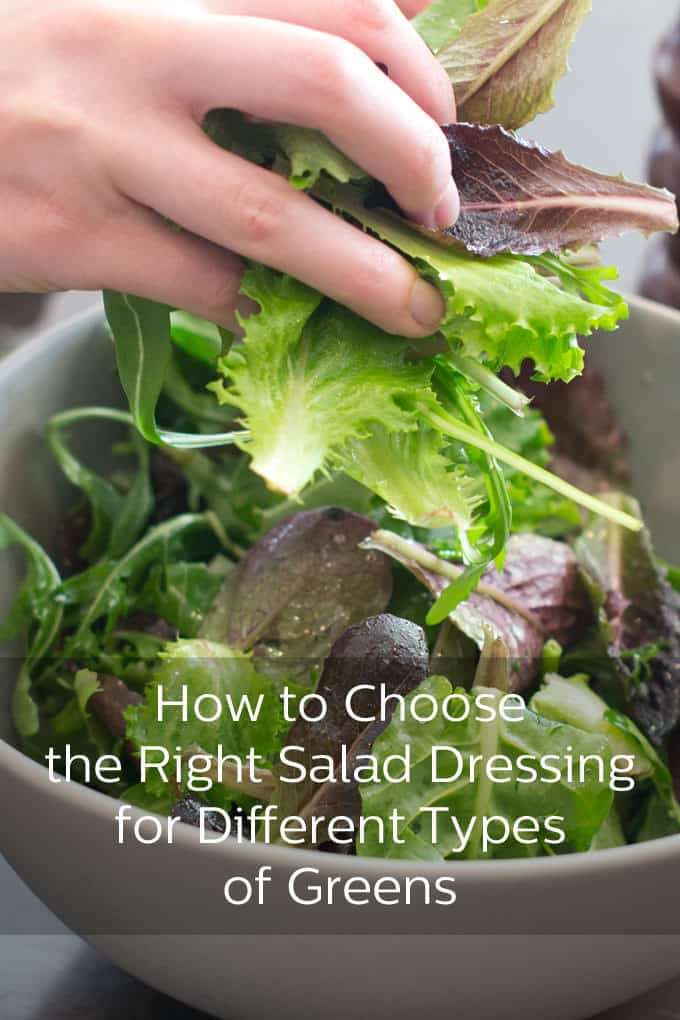 How to Choose the Right Salad Greens