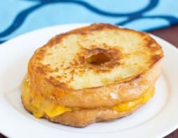 Grilled Cheese Donut