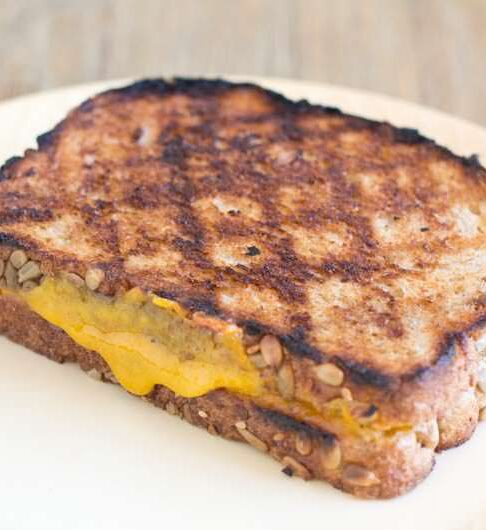 How To Make a Grilled Cheese on the Grill