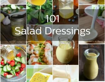 101 Salad Dressings