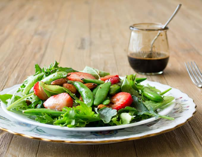 Ingredient Sweet Balsamic Dressing - The Cookful