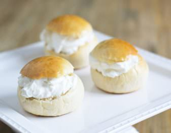 Swedish Cream Puffs