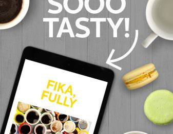 Fika, the Swedish Coffee Break, Ebook