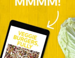 Free Veggie Burger Ebook