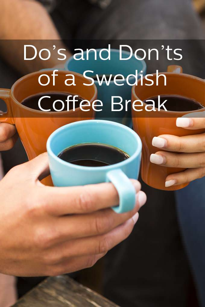 A Swedish Coffee Break (Fika)